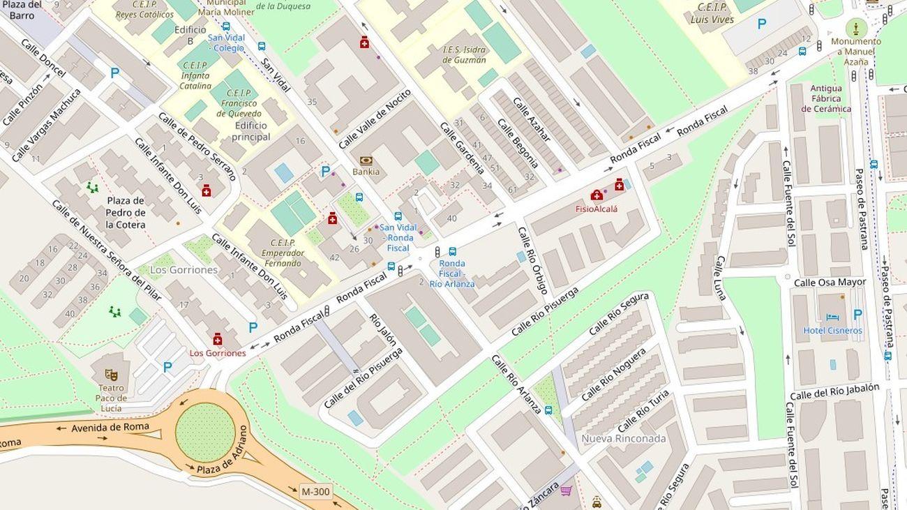 Cortes de tráfico este miércoles en Alcalá de Henares