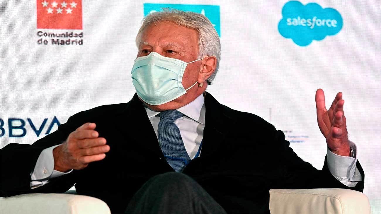 """Felipe González asegura que el estado de alarma """"no es delegable"""" y alerta sobre una """"crisis de gobernanza"""""""