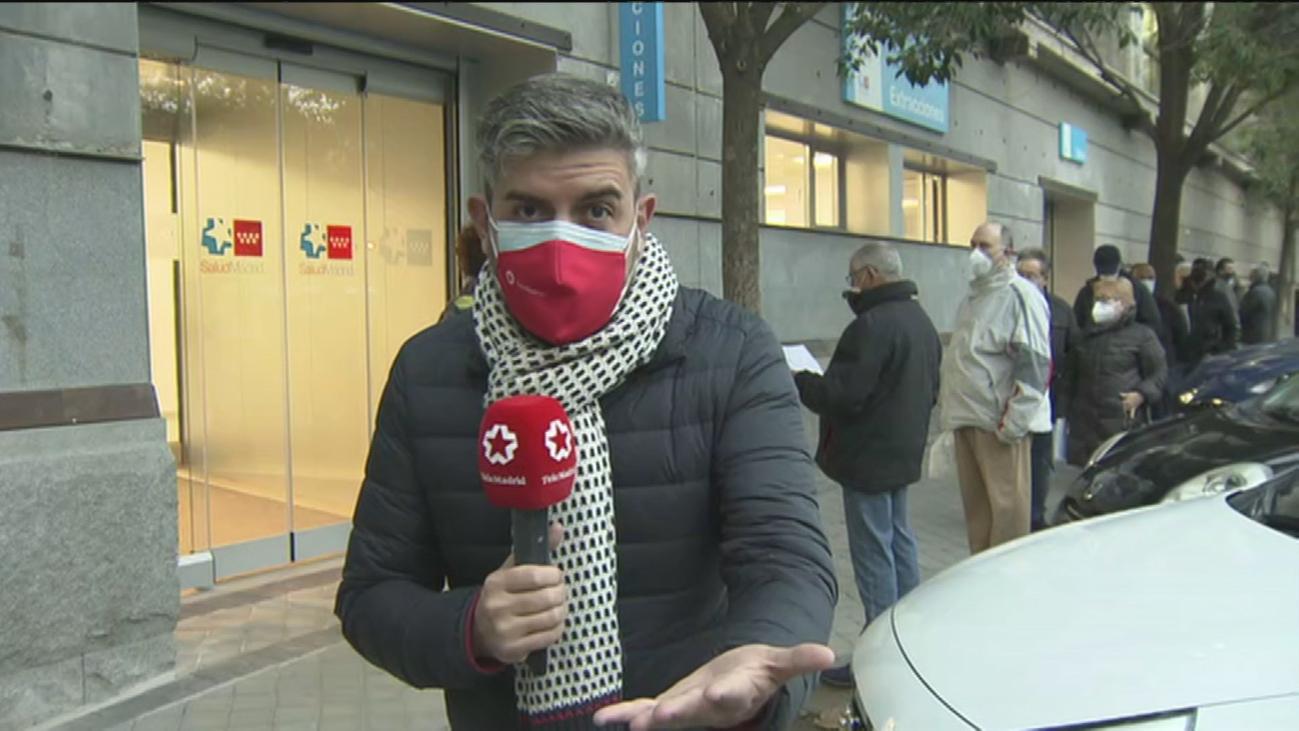 En la trastienda del Gregorio Marañón, el hospital con más pacientes covid de España