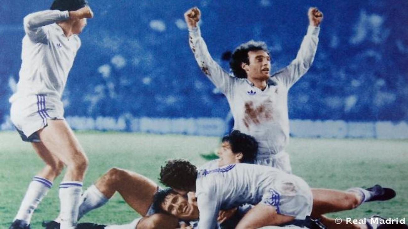 Borussia Monchengladbach, un viejo conocido y la gran remontada de 1985