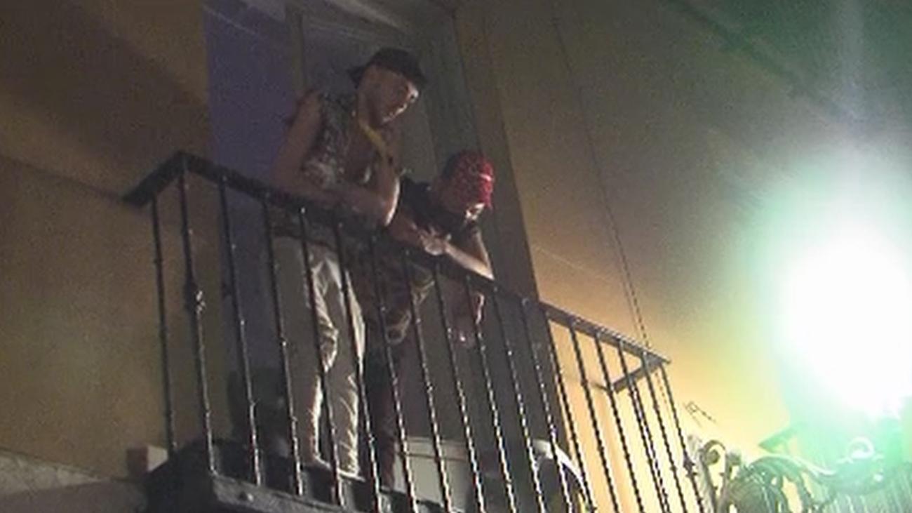 Destapamos una fiesta ilegal con personas sin mascarilla en el centro de Madrid