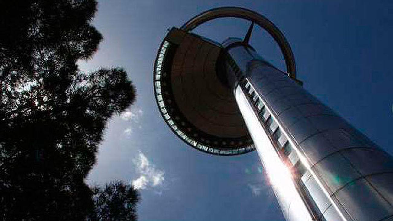 El Faro de Moncloa volverá a recibir visitantes a partir de noviembre
