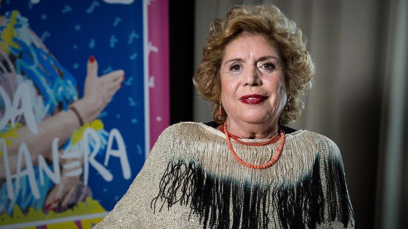 María Jiménez presenta 'A mi manera', su nuevo disco tras 18 años