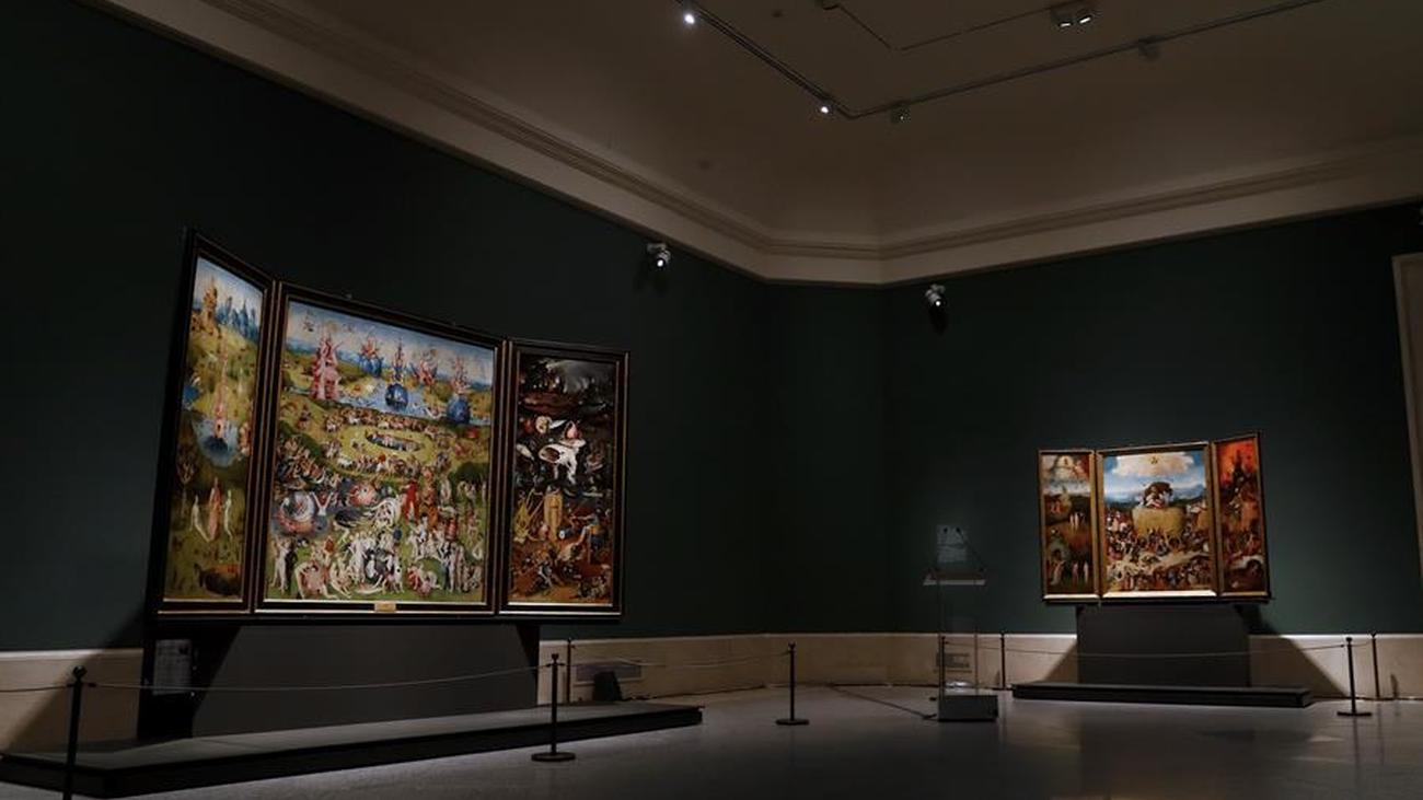 Reabre la sala del Bosco en el Museo del Prado
