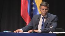 """Leopoldo López dice que Pedro Sánchez ve a Maduro como un """"dictador"""""""