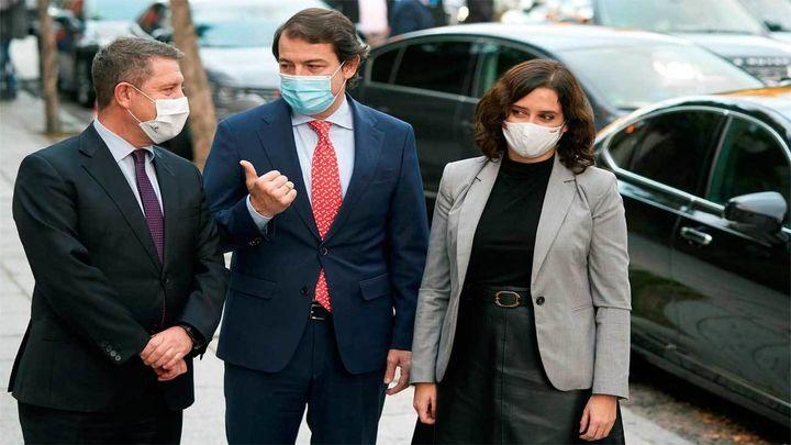 La Comunidad de Madrid  pedirá al Gobierno perimetrar por días