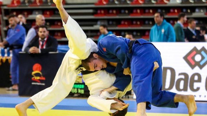 Arrancó la competición nacional con el Trofeo Judo España