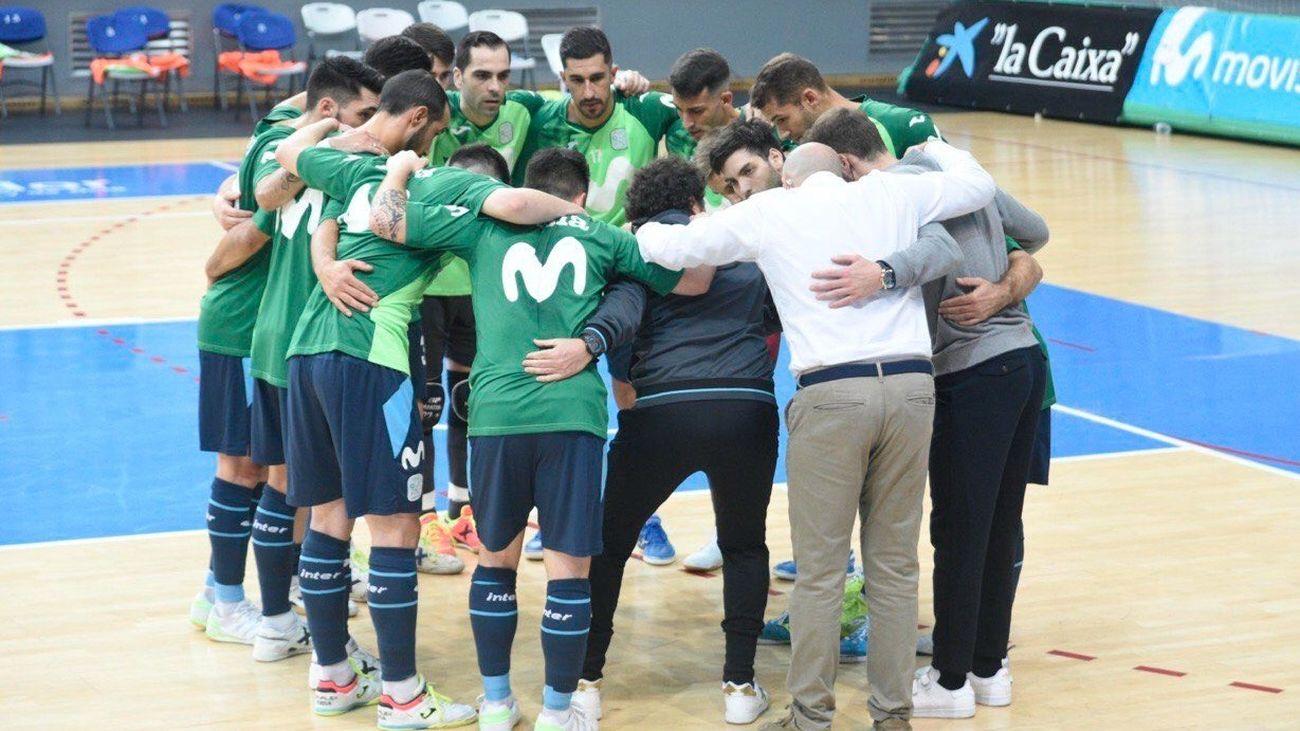 Seis positivos por covid-19 en Movistar Inter