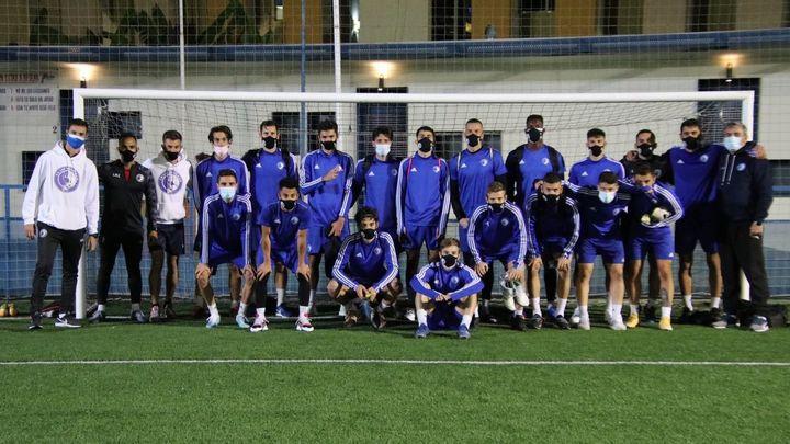 1-2. Proeza del Las Rozas, jugará la Copa del Rey tras eliminar al Melilla