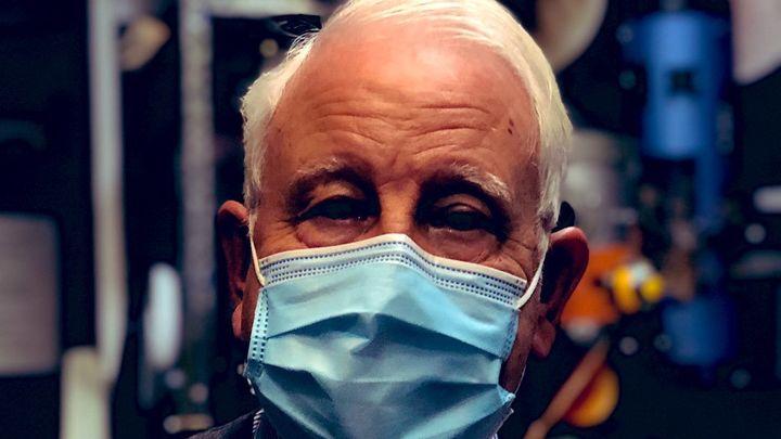 La magia de Twitter sorprende a Antonio del Solar, el astrofotógrafo de Chamberí