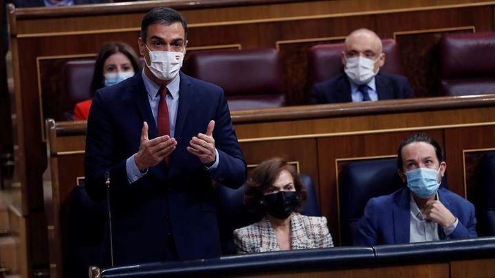 Sánchez propone un estado de alarma de 4 meses y Casado mantiene su oferta para que dure solo dos