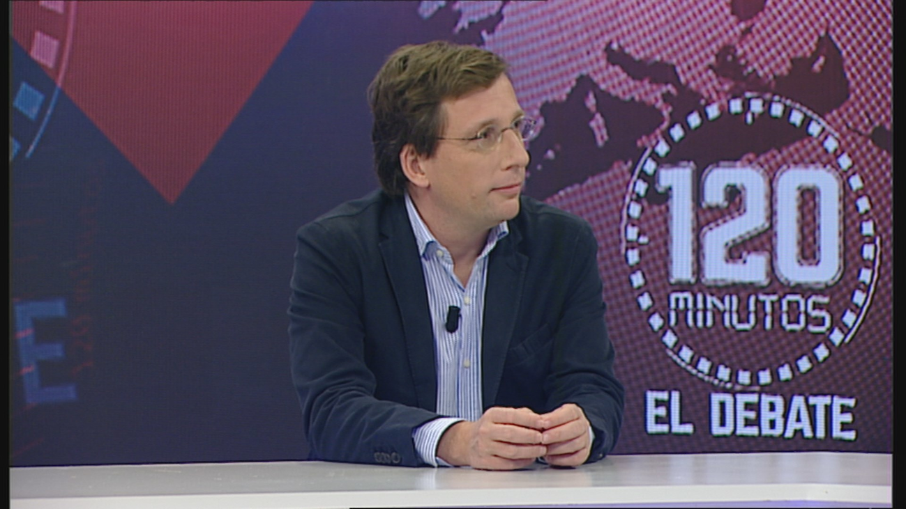 Martínez-Almeida anuncia que el PP se abstendrá en la votación del estado de alarma