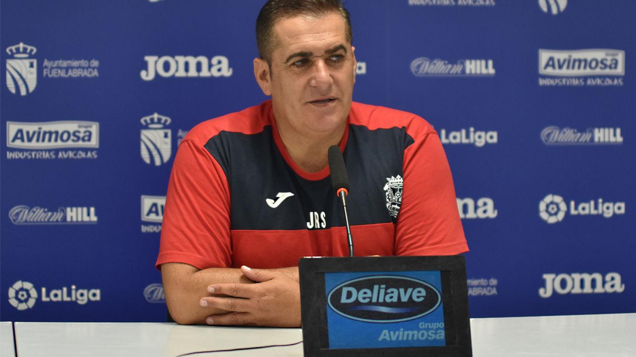Sandoval deja de ser entrenador del Fuenlabrada