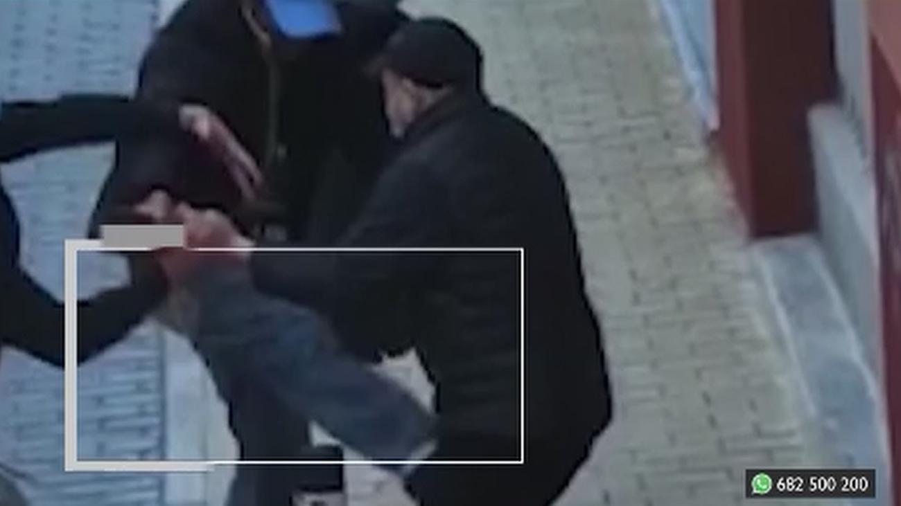 Un anciano agredido en el barrio de Las Margaritas en Getafe