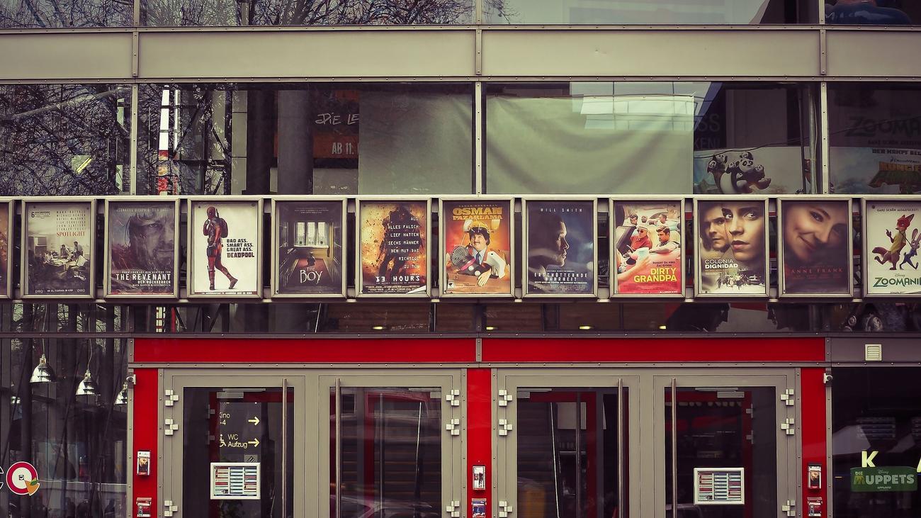 El cine es un lugar seguro  y un estudio lo demuestra