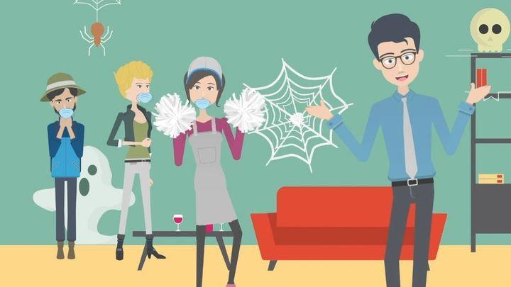 ¿Puedo celebrar Halloween en Madrid? ¿Y cenar con un amigo? ¿E ir a un centro comercial?