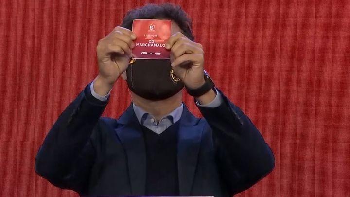 El Mostoles CF se medirá al Marchamalo en El Soto en la Copa del Rey