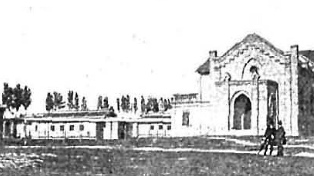 Hospital de Epidemias de Madrid del Cerro del Pimiento