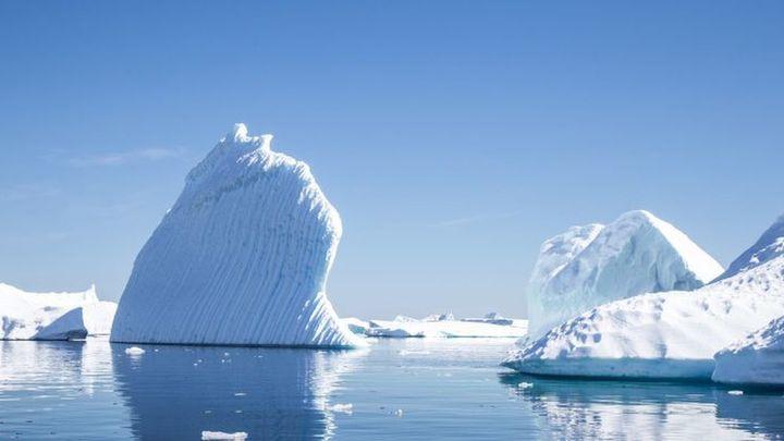 El Galeón de Manila: Antártida