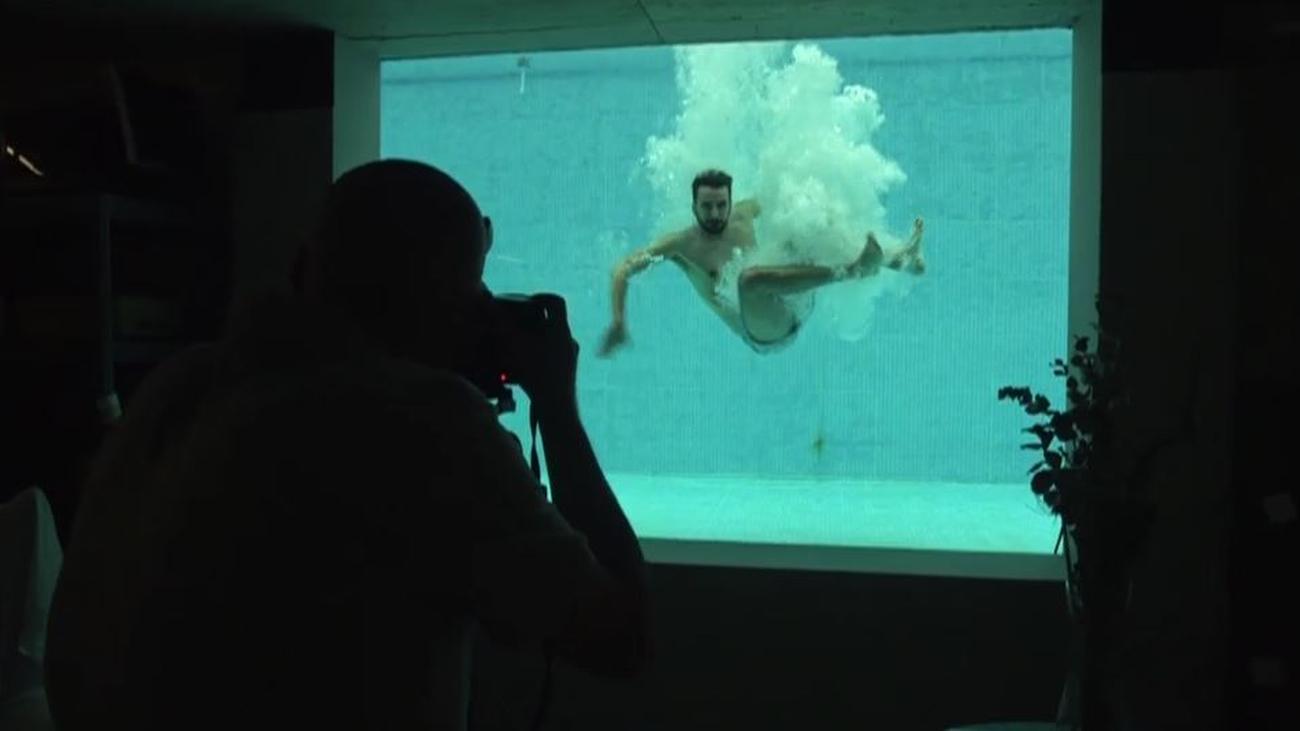 Así es la piscina ideal de un fotógrafo