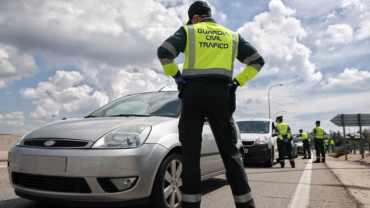 Más de 3.000 agentes de Policía y Guardia Civil vigilarán el cierre de Madrid durante este puente