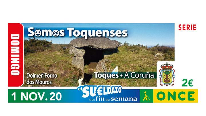 'Toquese', 'moscón', 'cojense'..., la ONCE customiza sus cupones con los gentilicios más curiosos de España