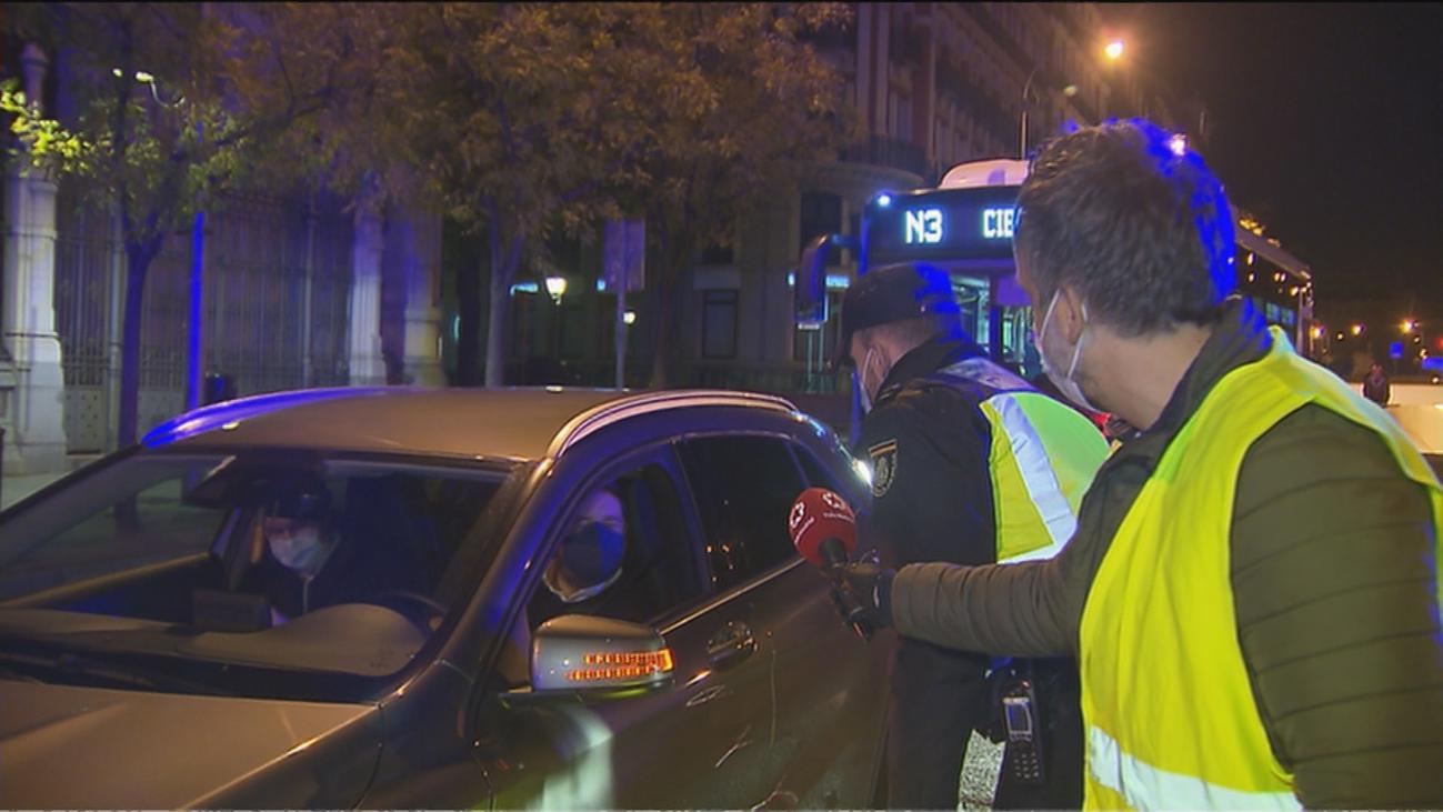 Más controles policiales para velar por el cumplimiento de las restricciones