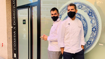 Paco Roncero y Ramón Freixa llevan sus creaciones culinarias a tu casa