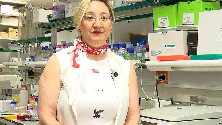 Ángela Nieto, investigadora del CSIC