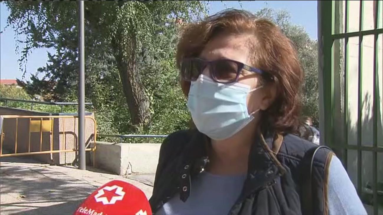 La Comunidad de Madrid continúa con los test de antígenos en Getafe