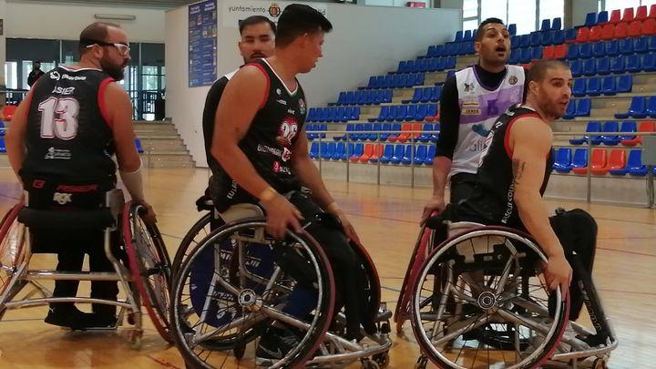 """Alfonso García, presidente del Getafe BSR: """"El baloncesto en silla de ruedas es baloncesto, motociclismo y ciclismo"""""""