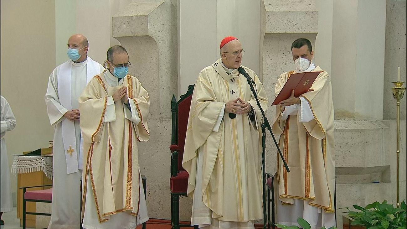 Las misas de la Semana Santa de Madrid y cómo verlas desde casa