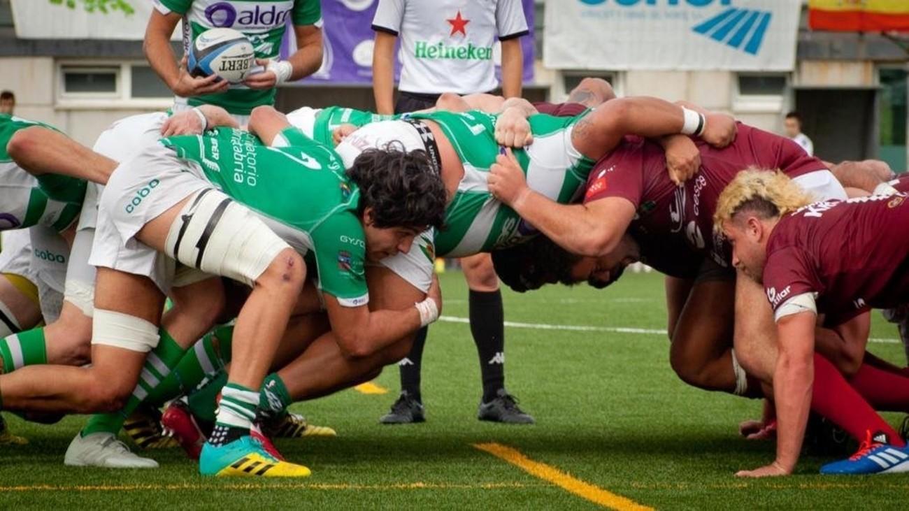 Alcobendas Rugby se coloca líder de la liga tras ganar alIndependiente RC