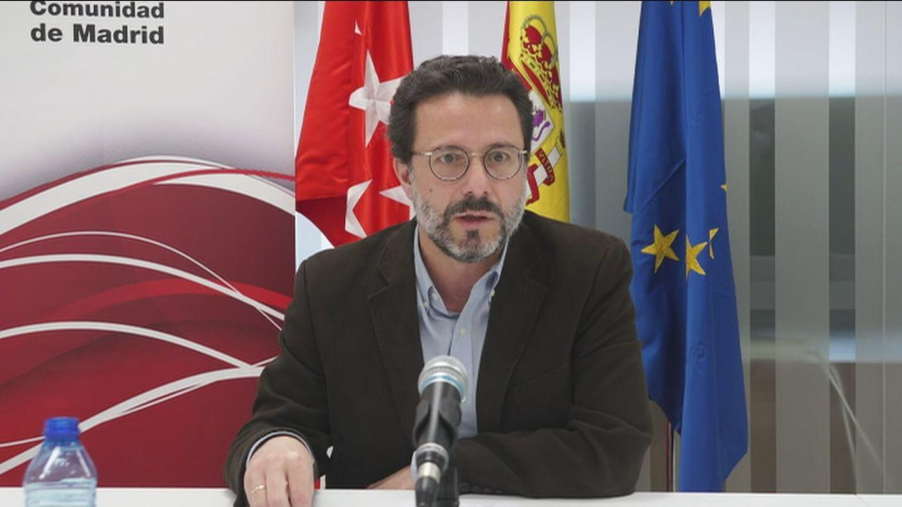 Lasquetty pide explicaciones a la ministra de Hacienda sobre el reparto de fondos de la UE