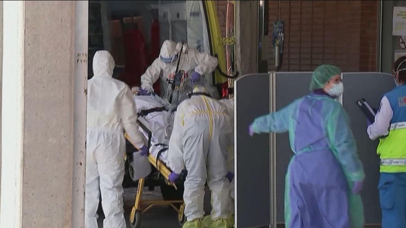 La Comunidad de Madrid notifica 453 casos nuevos de Covid, 178 en las últimas 24 horas, y 35 fallecidos