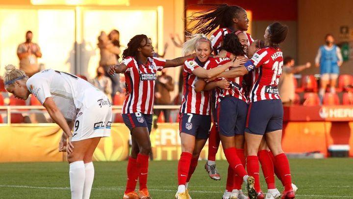 Repasamos el fin de semana de deporte femenino en Madrid