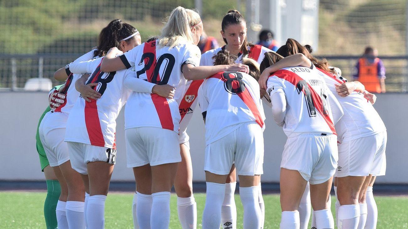 Un positivo en el Rayo Femenino aplaza su partido contra el Barça