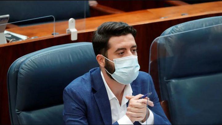 Zafra aboga por negociar entre PP, PSOE y Cs los presupuestos de la Comunidad