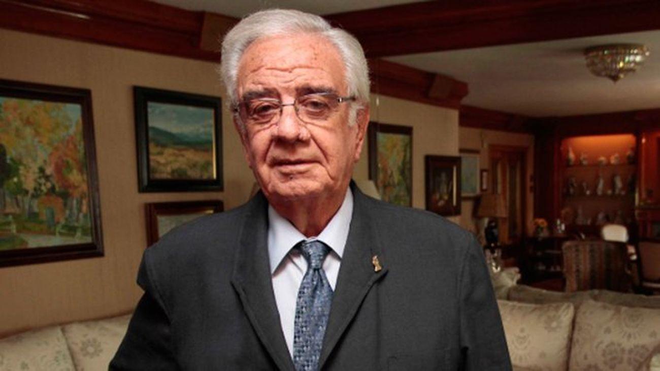 Ramón Rodríguez Arribas, vicepresidente emérito del Tribunal Constitucional y magistrado jubilado del Tribunal Supremo