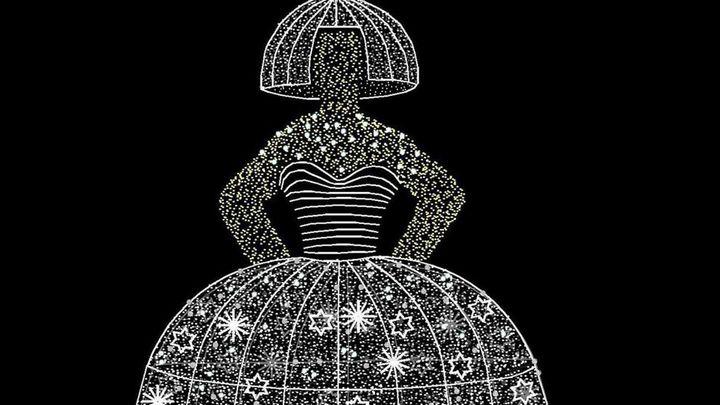 Una menina gigante será el adorno estrella de la Navidad en Madrid
