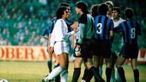 Historia de los Real Madrid-Inter de Milán