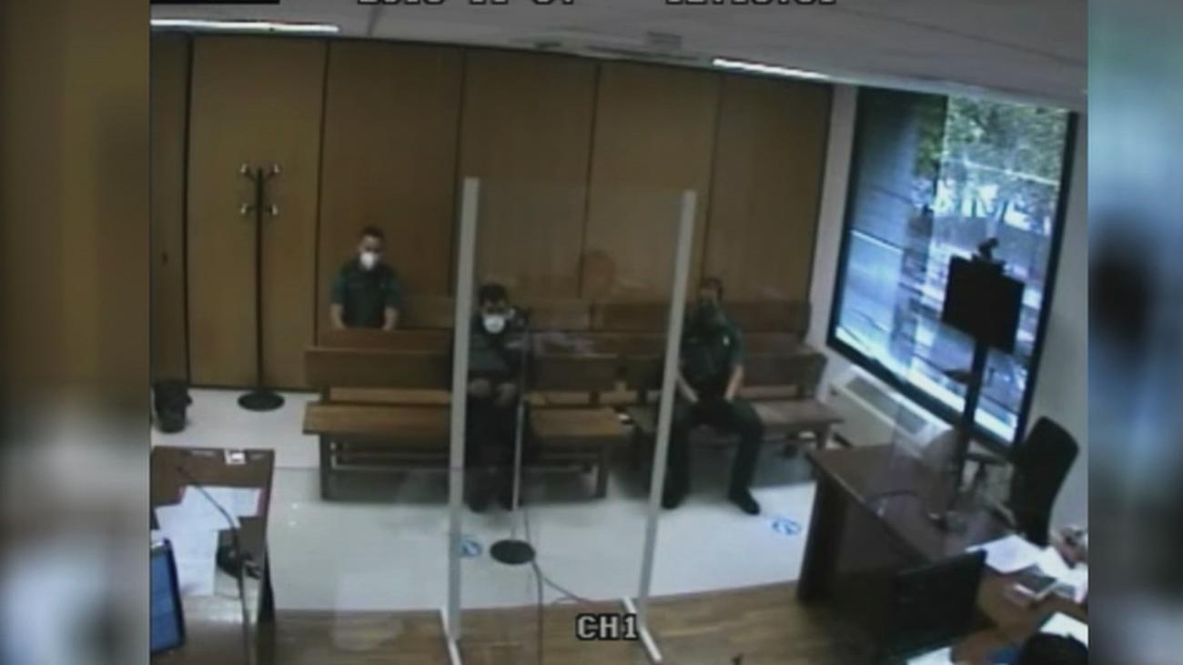 """La declaración del presunto homicida de Móstoles: """"Yo solo fui a frenar ese vehículo"""""""