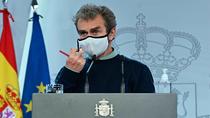 """Simón pide disculpas por su comentario sobre las enfermeras: """"Lo siento"""""""