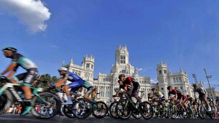 La Vuelta toca a su final y lo hace en Madrid