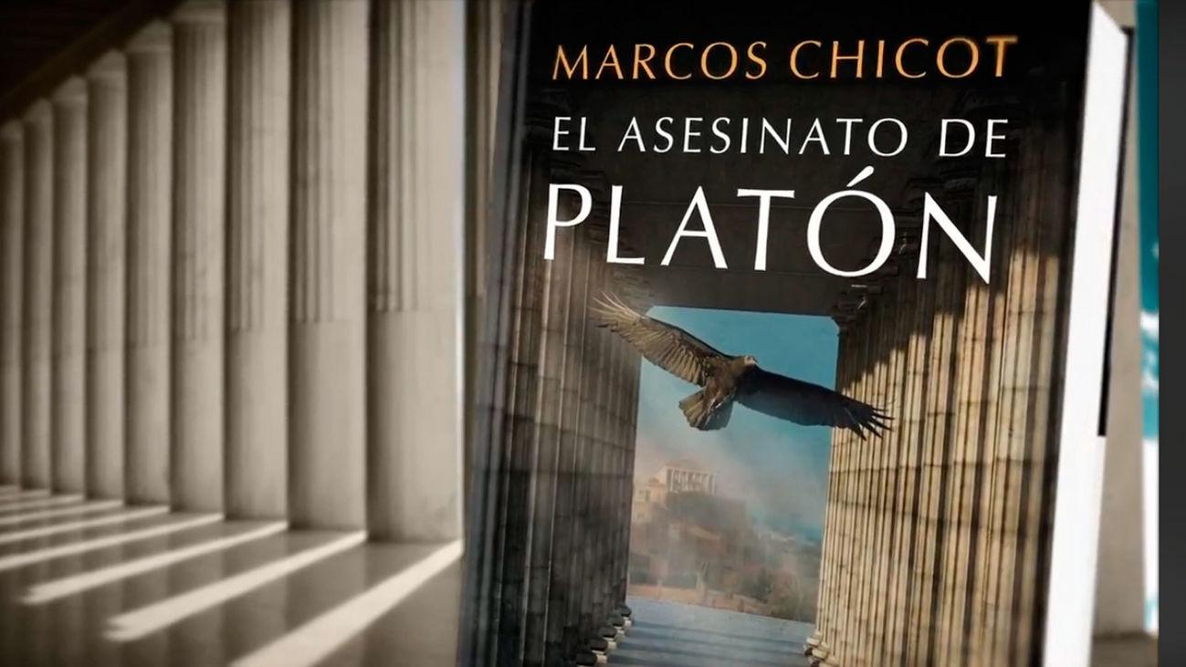 Marcos chicot asesinato platon