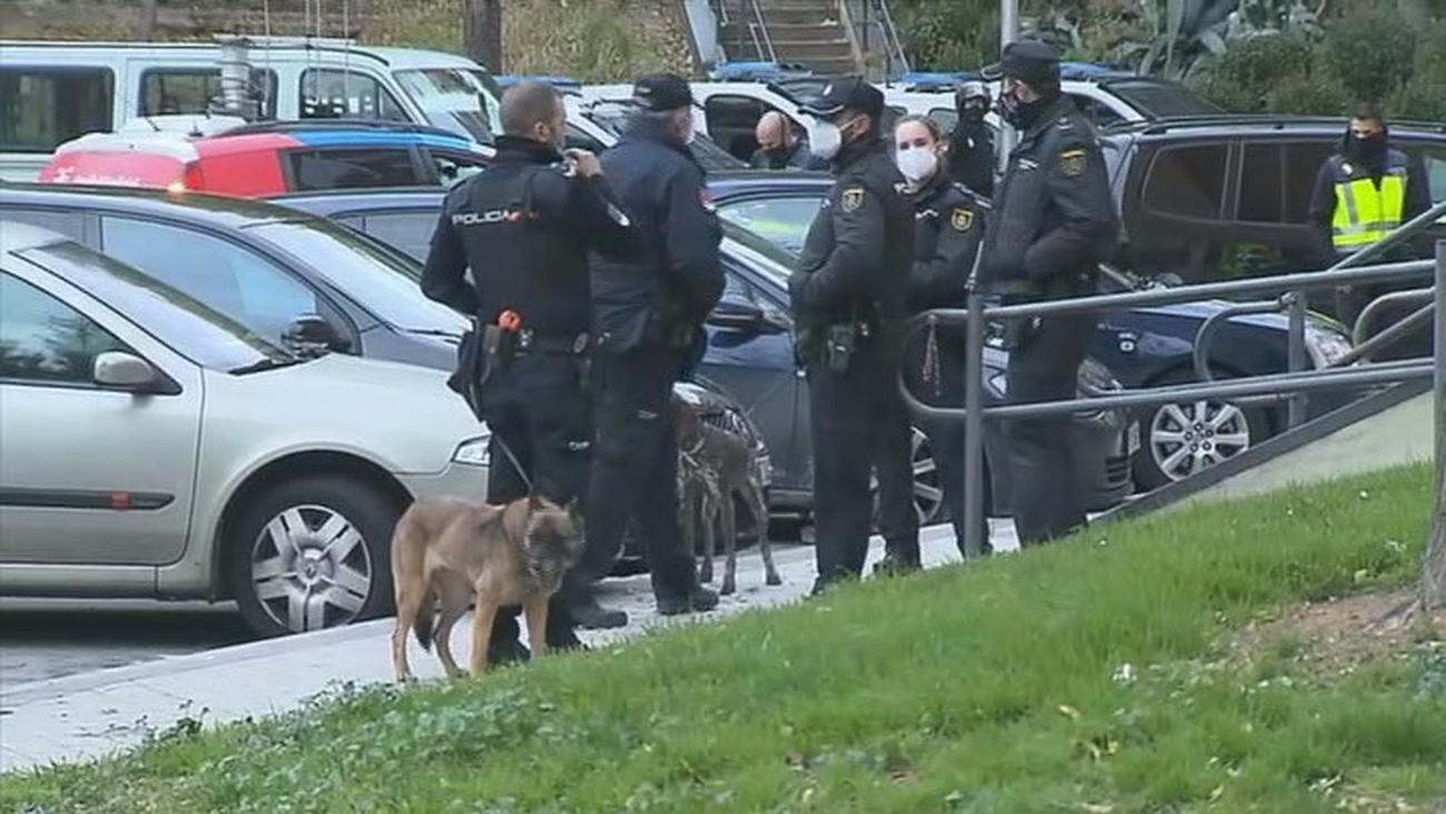 Golpe a los traficantes en Latina donde la Policía ha desmantelado varios narcopisos y realizado detenciones