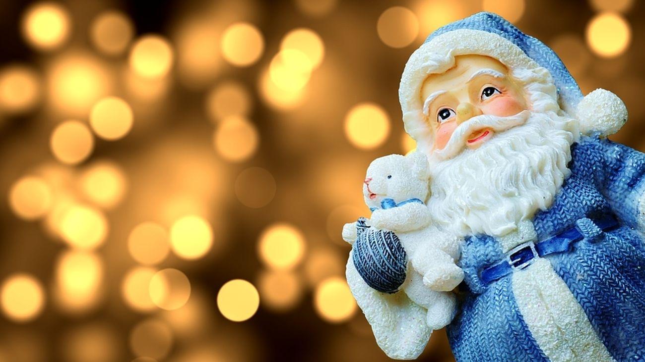 Papá Noel navidad 2020