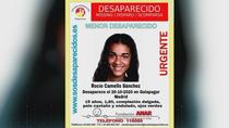 Continúa la búsqueda de Rocío, la joven desaparecida en Galapagar
