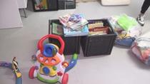 Una escuela infantil cierra en Rivas y regala todo lo que tiene en su interior