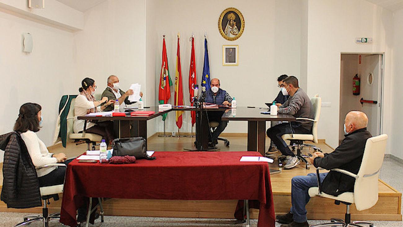 Sesión plenaria en Garganta de los Montes
